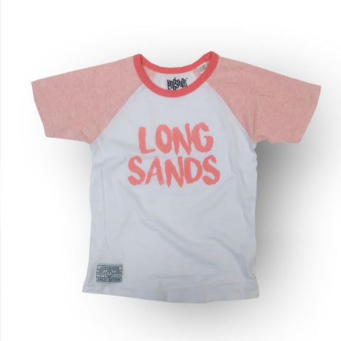 Watered Tee - pink