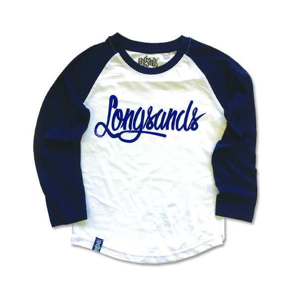 Kids Signature Baseball Tee