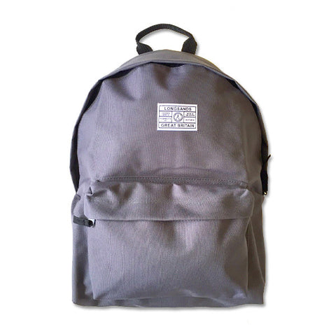 Essential Backpack - Grey