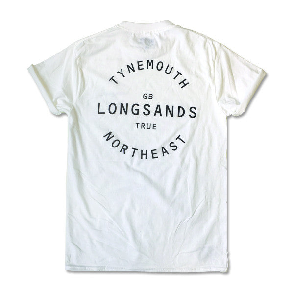 North East Tee (White)