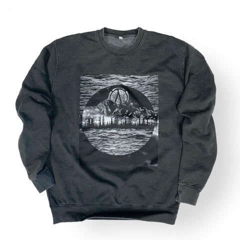 The District sweater