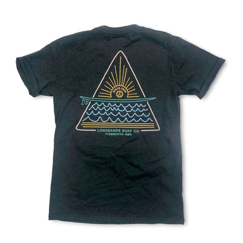 All Seeing Tee - Grey