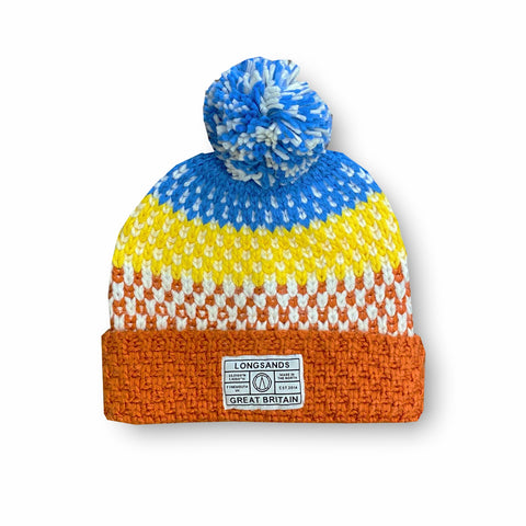 Junior Apres Beanie - Aspen Gold