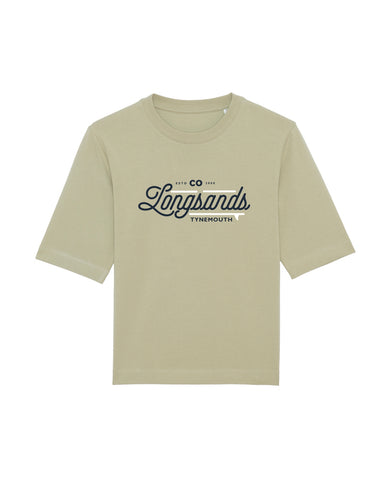 Signature Womans Tee - Sage