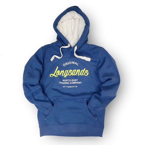 Longsands Classic Pull Over hoodie - Royal Blue