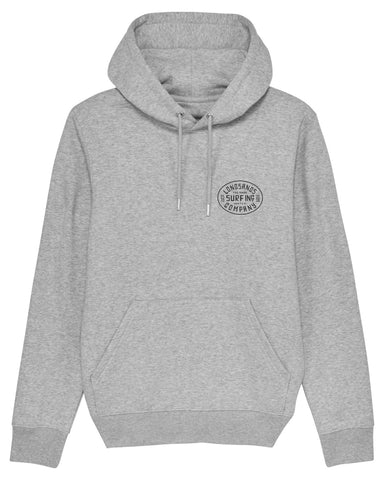 Surf Inc. Heavy Hoody - Grey