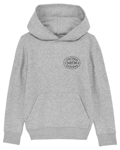 Kids Surf Inc. Hoody - Heather Grey