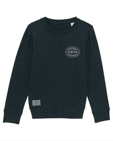 Kids Surf Inc. Sweat - Black