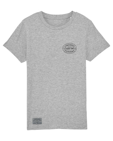 Kids Surf Inc. Tee - Heather Grey
