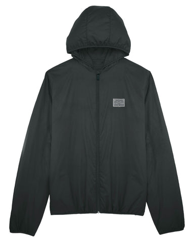 Lightweight Pad Jacket - Black
