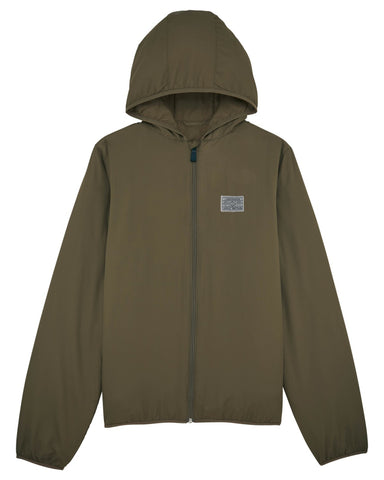 Lightweight Pad Jacket - Khaki