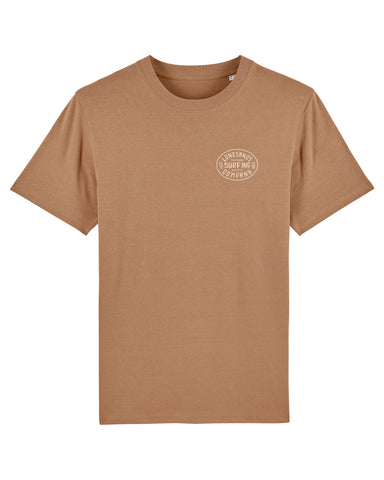 Surf Inc. Super Heavy Tee - Camel