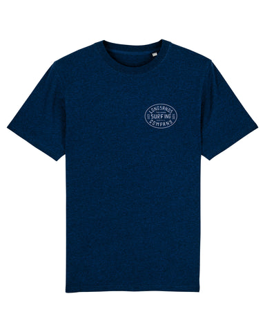 Surf Inc. Super Heavy Tee - Storm Blue