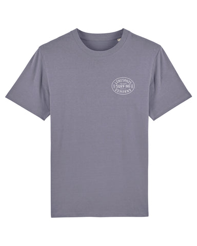 Surf Inc. Super Heavy Tee - Lava