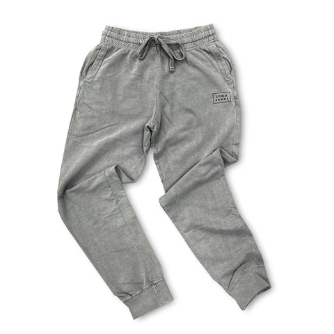 Rec Lounge Pants - Washed Grey