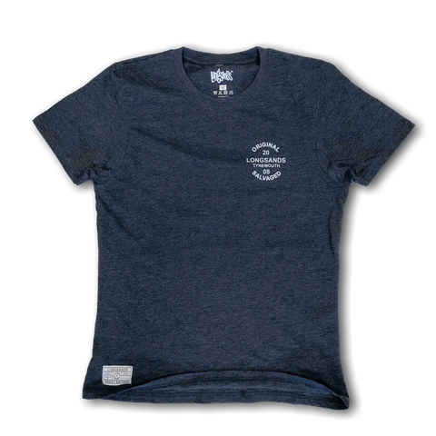 Original Salvaged Tee (Navy)