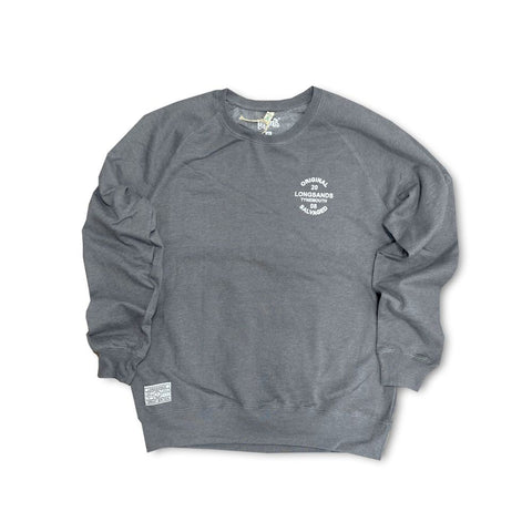 Original Salvaged Sweatshirt - Charcoal