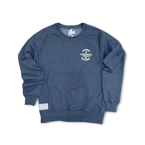 Original Salvaged Sweatshirt - Navy Heather