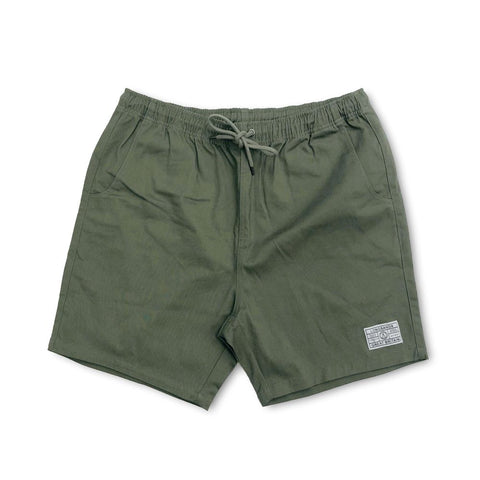 Regulation Shorts - Olive