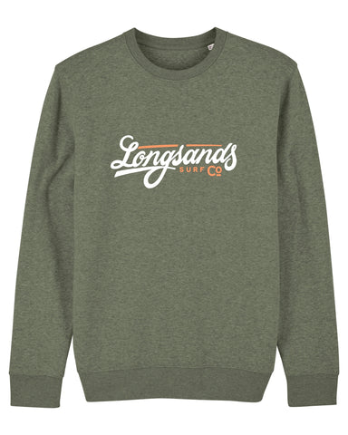 Signature Sweat - Heather Khaki