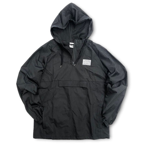 Tag Windbreaker - Black
