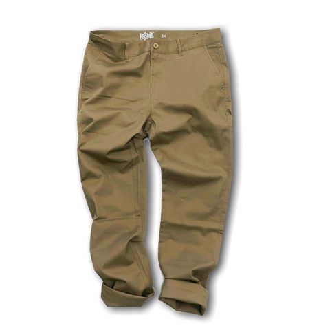 Regulation Chinos - Tan