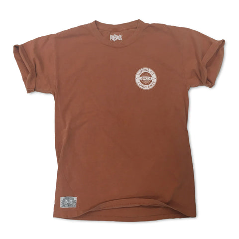Epoch Tunnel City Tee - Yam