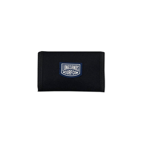 Surf Co 90's Ripper Wallet - Black