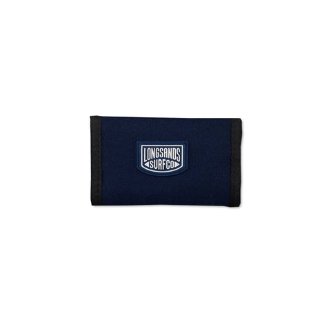 Surf Co 90's Ripper Wallet - Navy