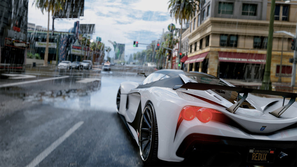 GTA V will be entitled to its improved version on PlayStation 5 !