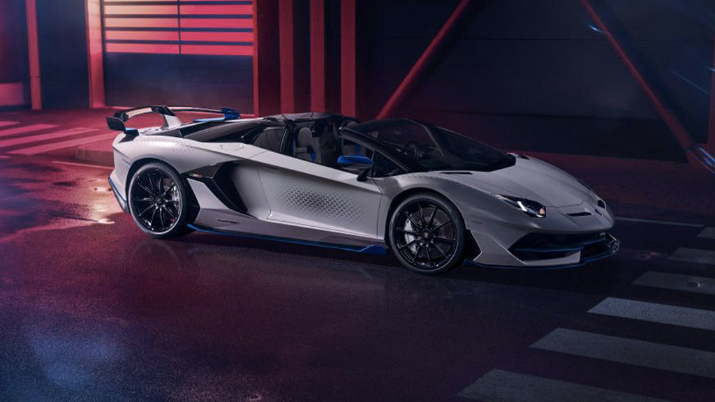 Lamborghini: a very limited edition and virtual sale