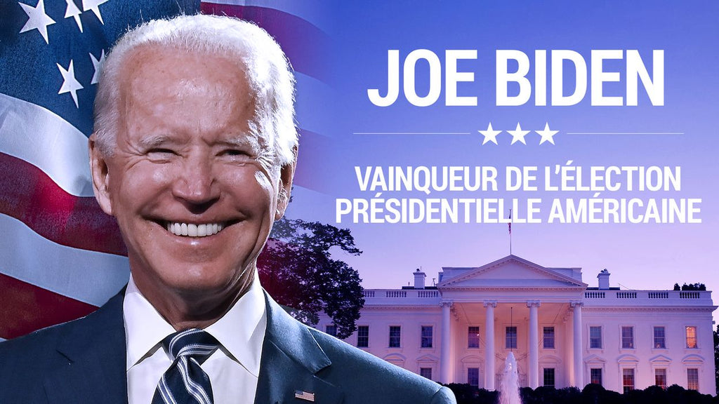 Joe Biden to become the next President of the United States