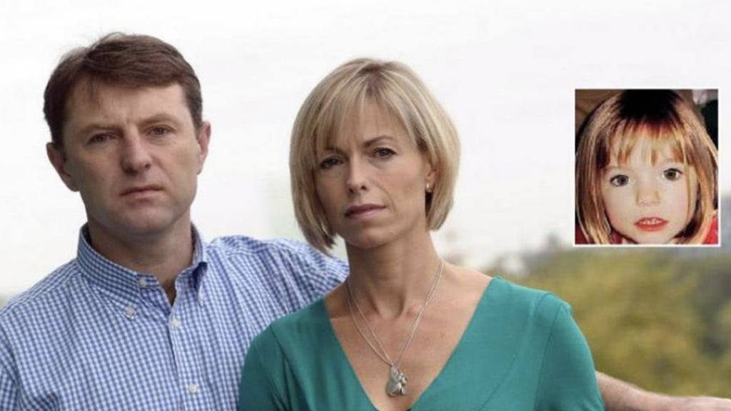 New twist in Maddie McCann case: Kate and Gerry McCann assure that they have not received a letter informing them of Maddie's death