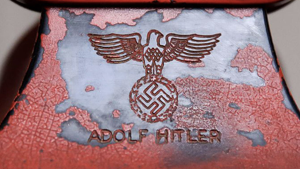 Spanish police discover Nazi museum at German arms dealer