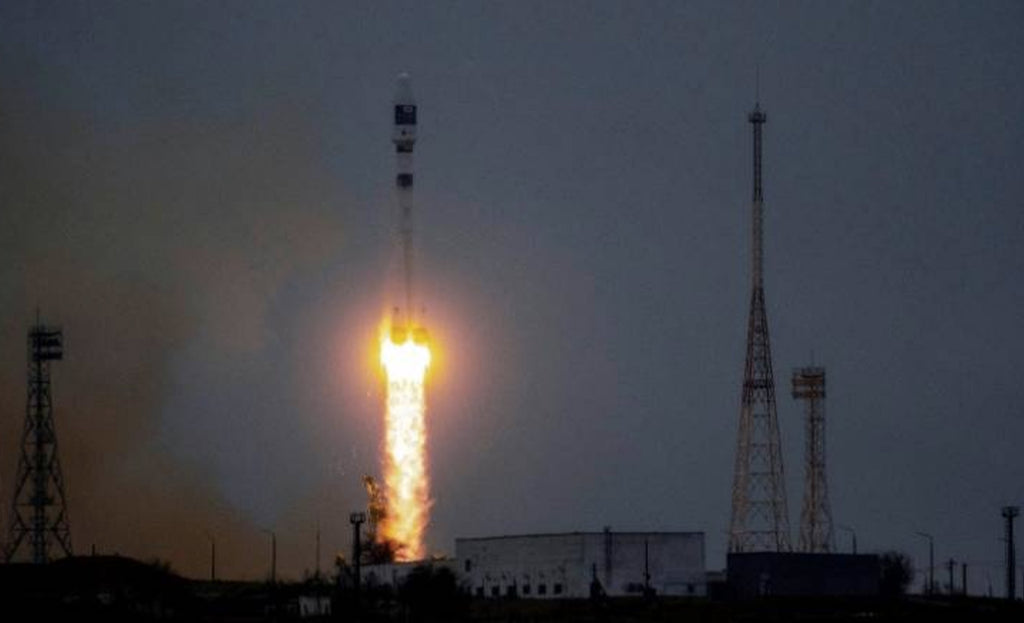 Russia puts 38 foreign satellites into orbit