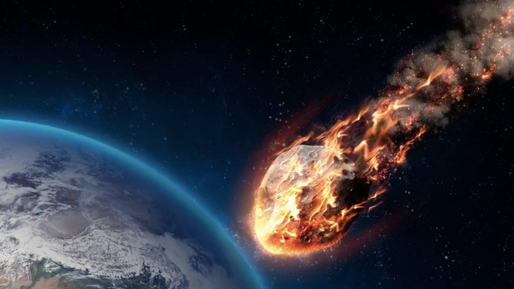 An asteroid could strike the United States... a day before the election