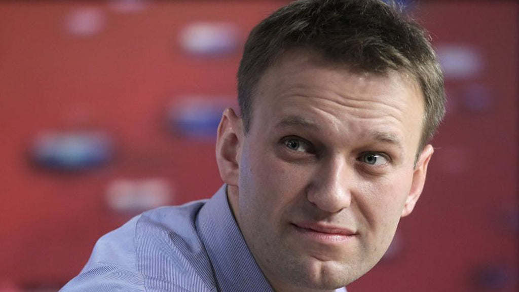 Russian opponent Alexei Navalny hospitalized with poisoning: We believe he was poisoned with something mixed with his tea