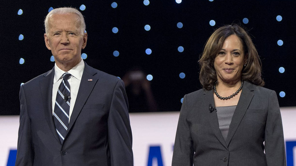 Joe Biden and Kamala Harris gave their first TV interview since the election