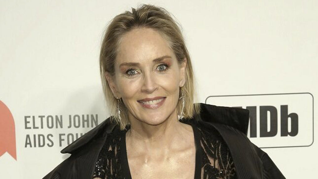Sharon Stone fills role on Joe Biden's transition team