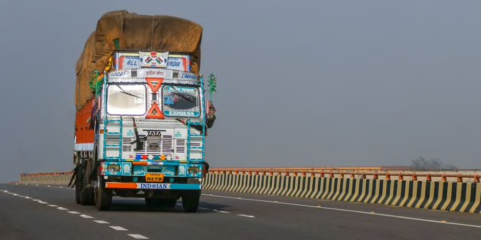 India: A truck veers off course and kills 15 people who were sleeping on the roadside.
