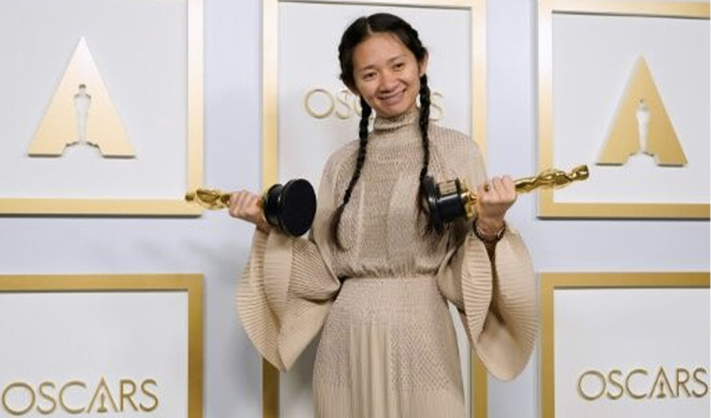 Oscars: the triumph of Nomadland passed under silence in China