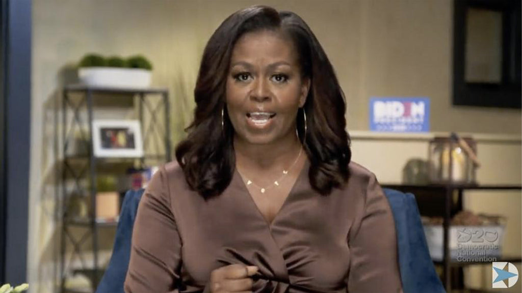 US presidential 2020: Michelle Obama opens the Democratic convention with a passionate indictment against Donald Trump