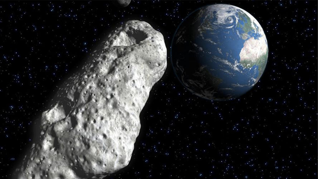 A car-sized asteroid grazed Earth this weekend... and no one noticed!