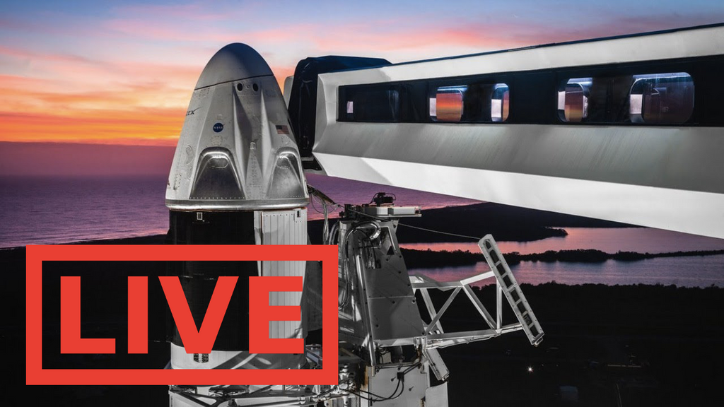 LIVE Stream : Space X Launch | Watch Live Now!