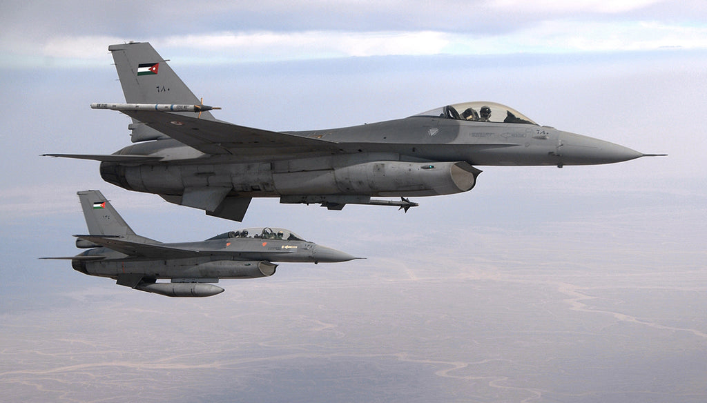 US Air Force F-16 crashes in South Carolina, pilot killed