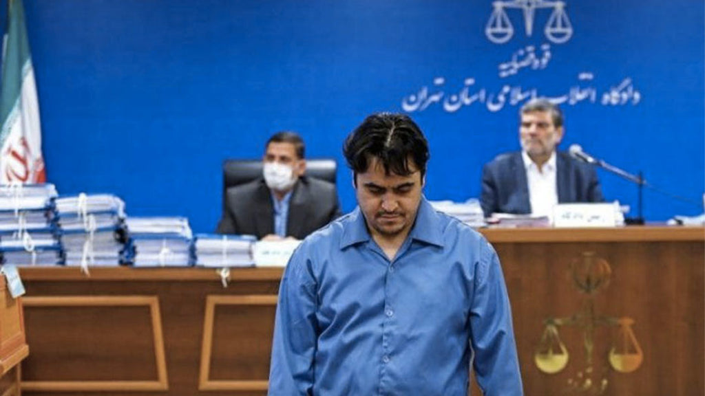 Iran: opponent Rouhollah Zam was executed