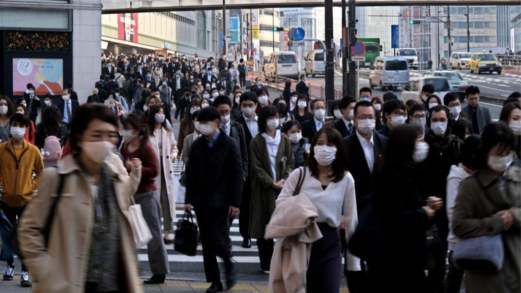 Coronavirus: Japan on maximum alert after a record number of cases