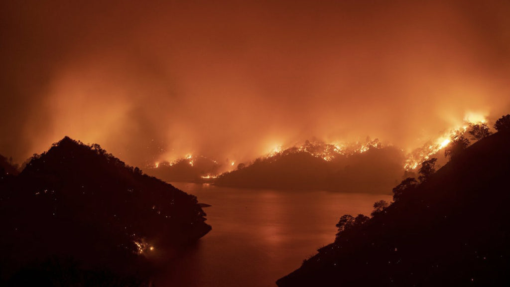 California: evacuations multiply in the face of the advance of gigantic fires
