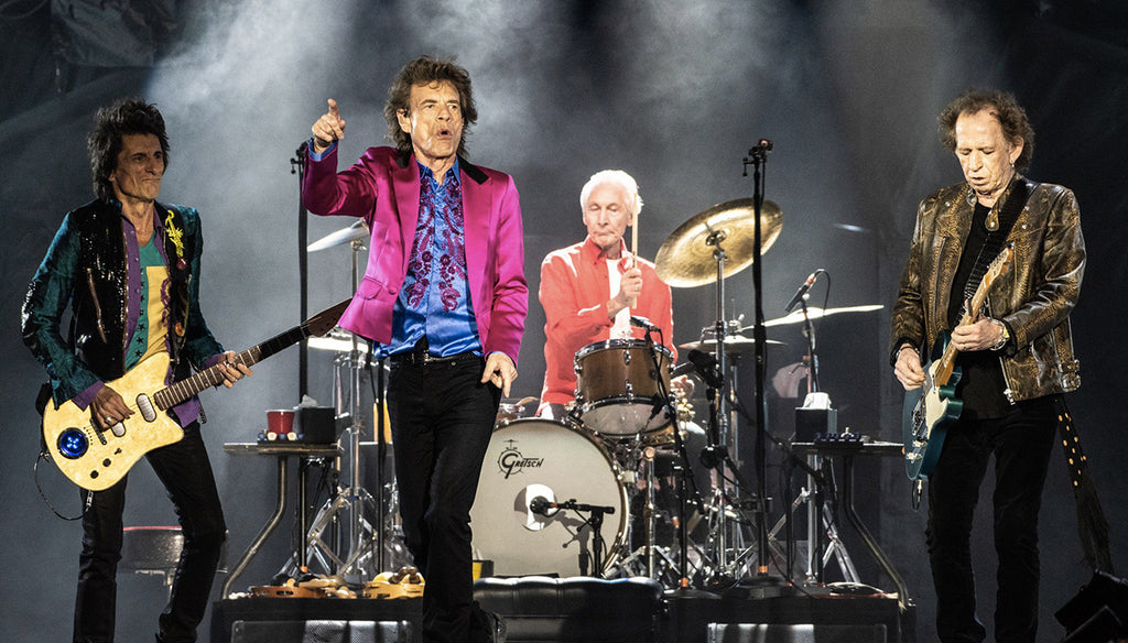 Rolling Stones Threaten Trump With Lawsuits For Using Their Music