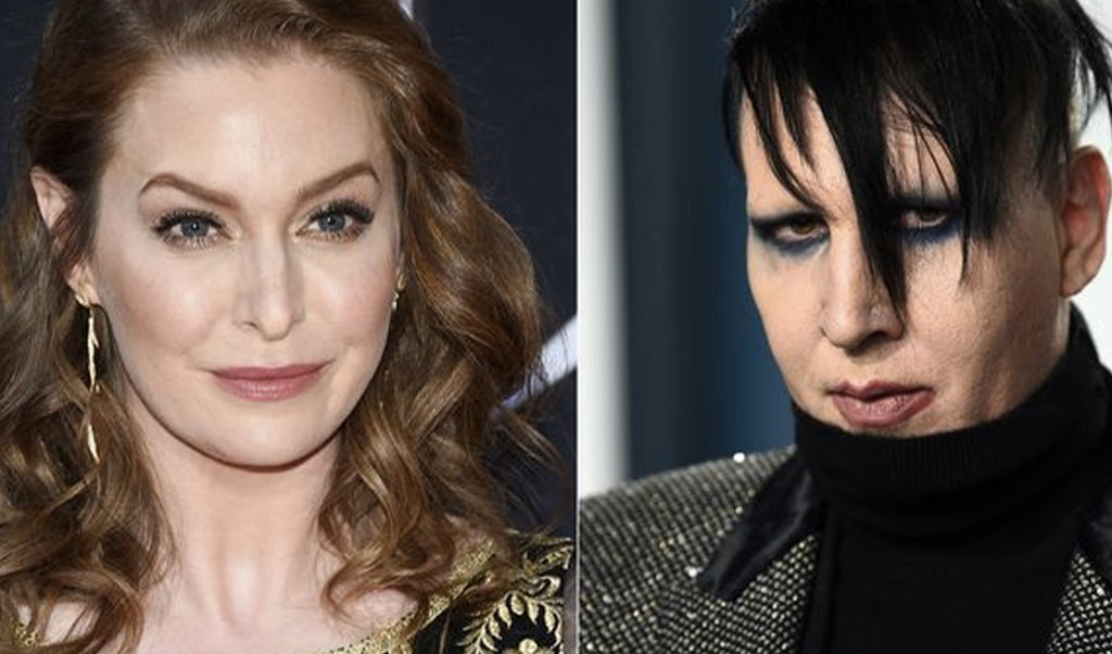 Game of Thrones actress files suit against Marilyn Manson for rape and sadistic abuse